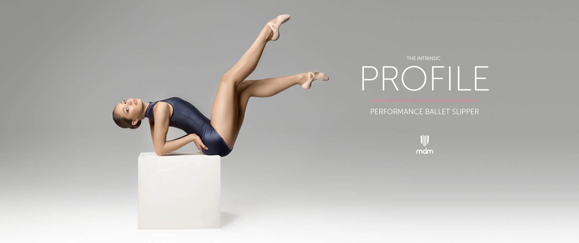 MDM baletné cvičky pre plochú nohu