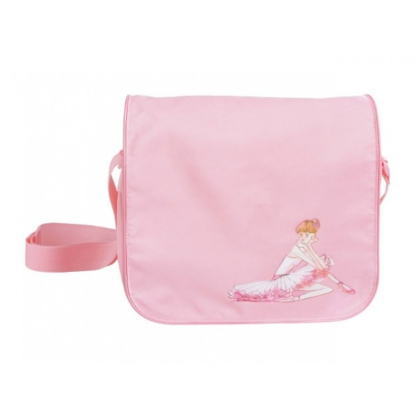 BLOCH dievčenská taška cez rameno