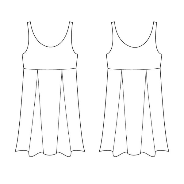 Bloch Emerge Z2917, baletné šaty pre ženy