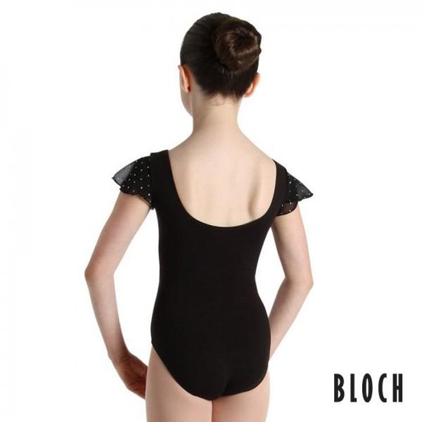 Bloch CL3732, Scarlett dres s krátkym rukávom