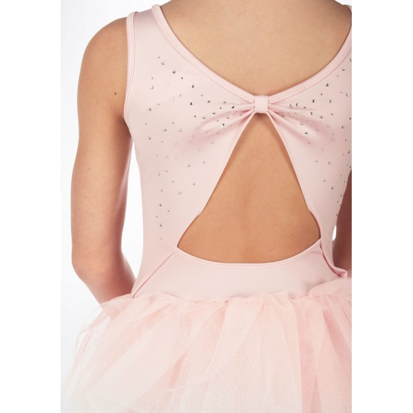 Bloch Leona, detský dres s tutu sukničkou