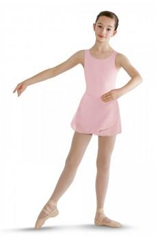 Bloch dres na hrubé ramienka so sukničkou