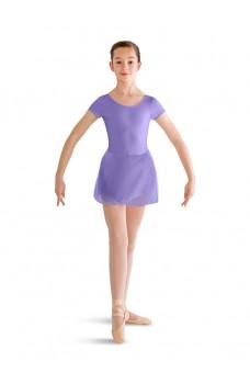 Bloch dres s krátkym rukávom a so sukničkou