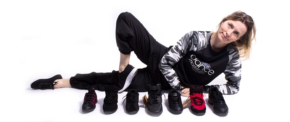 Ako si vybrať tanečné sneakery?