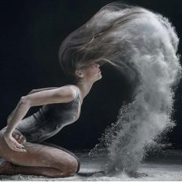 Neuveriteľné tanečné portréty ruského fotografa.