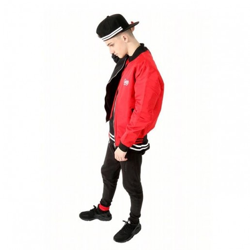 Ginge London Harlequin Bomber Jacket, bomberka