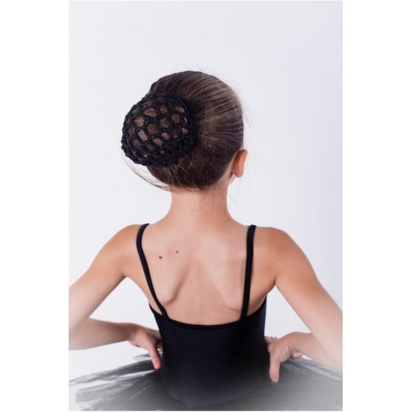 Sansha ballet bun BBH, gumka do vlasov