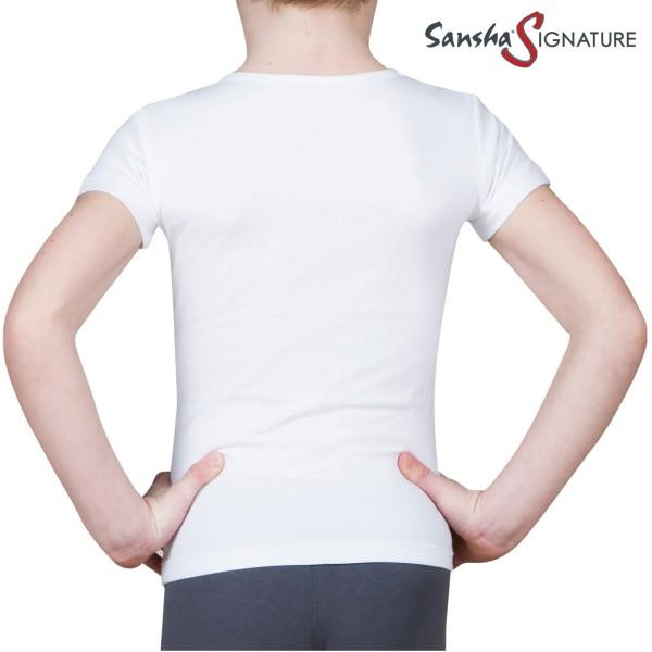 Sansha Santino Y3051C, baletné tričko