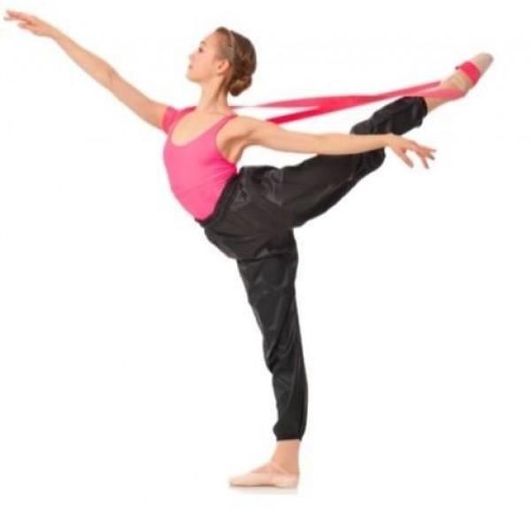 K.H. Martin stretching bands, naťahovacia guma ružová MEDIUM