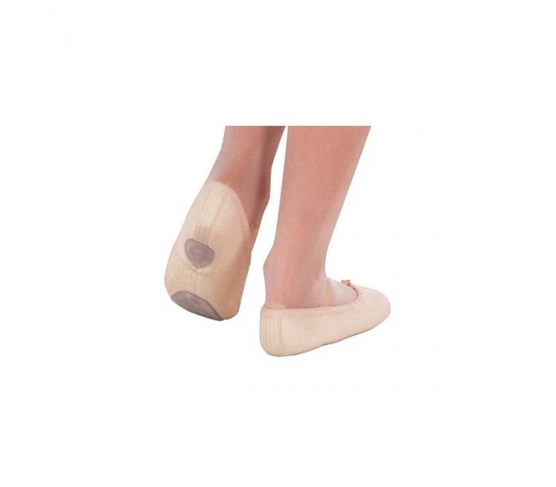 Sansha Tutu Split 5C, baletné cvičky - Ružová Sansha
