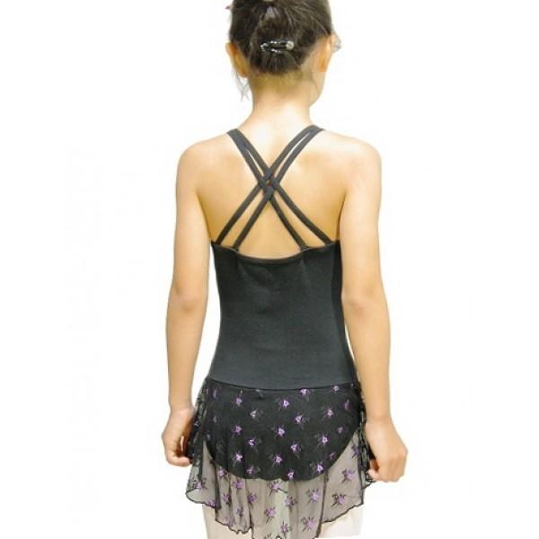 Sansha Jodie Y1703C, detský dres so sukničkou