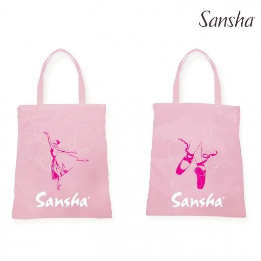 Sansha ušková taška pre deti s baletkou