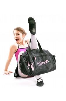 Sansha detská taška s tanečným motívom