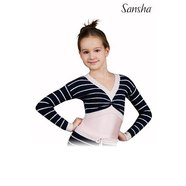 Sansha Kloris, detský svetrík na zahriatie
