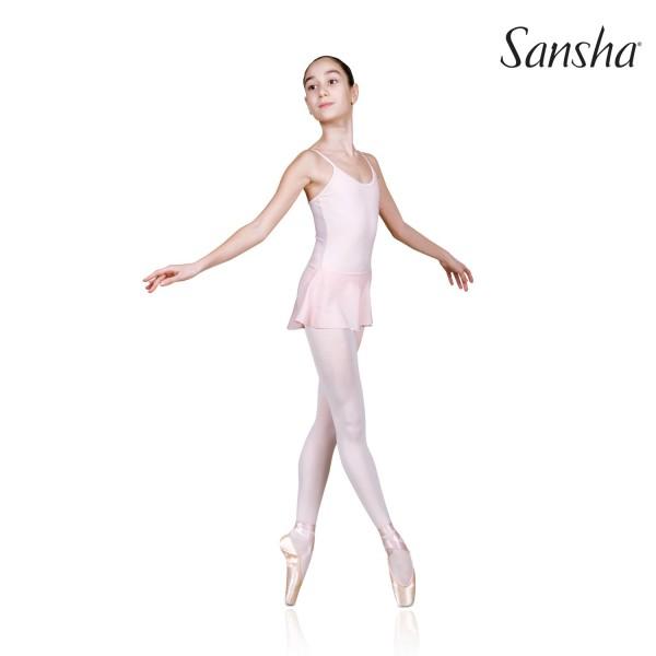 Sansha Aida E508M, baletný dres so sukničkou