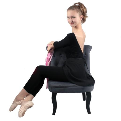 Capezio baletná sukňa na zavinovanie