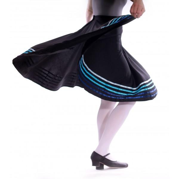 Sansha Constanza L0804P, charakterová sukňa