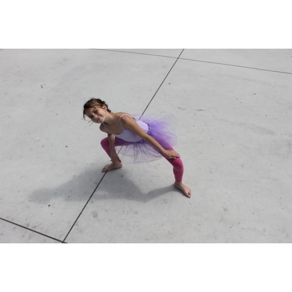 Sansha Faye Y1706C, detský dres so sukničkou