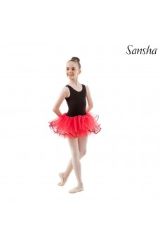 Sansha Fifi DF013P, detská tutu sukňa