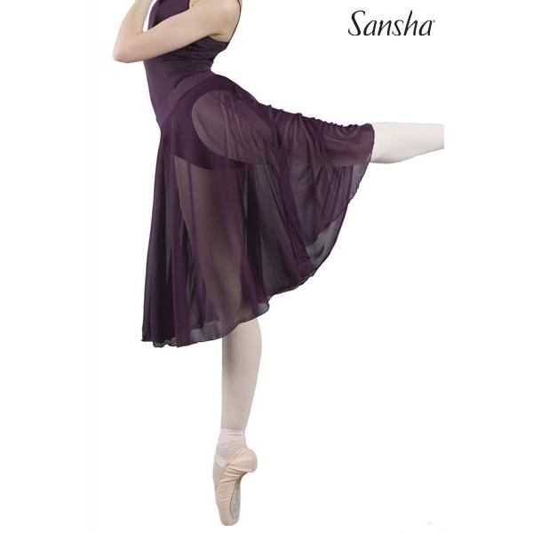 Sansha Misti 1, stredne dlhá baletná sukňa