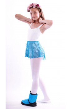 Capezio pull on jacquard, baletná sukňa