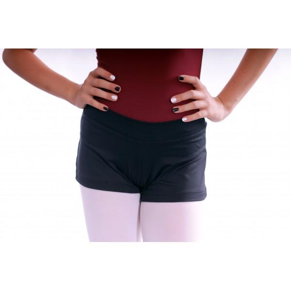 Capezio short BX600C, krátke nohavice pre deti