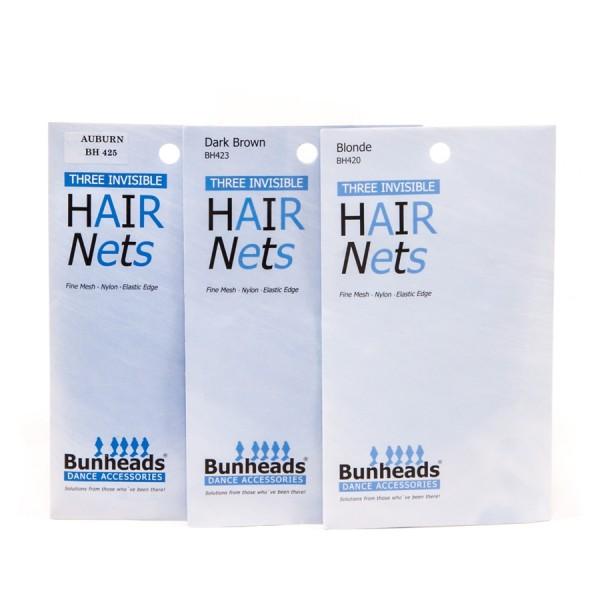 Capezio Hair Nets, sieťka na vlasy