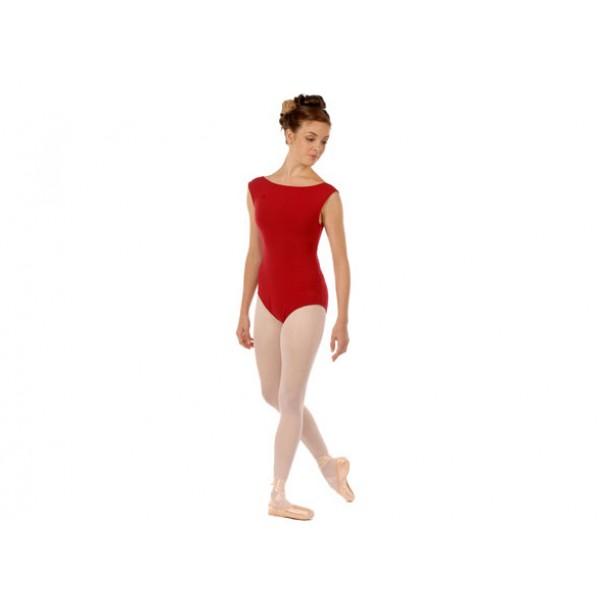 Capezio Boatneck Leotard MC220, baletný dres