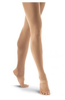 Capezio Hold Strech Stirrup, baletné punčocháče pre dospelých