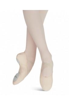 Capezio Canvas Juliet, baletné cvičky