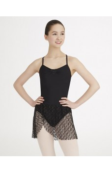Capezio Camisole Dress 10188, dres so sukničkou