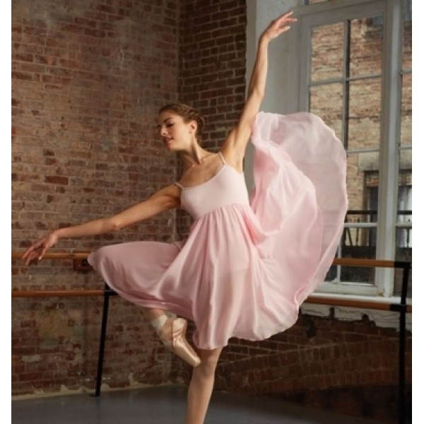 Capezio Camisole Empire dress, detské baletné šaty