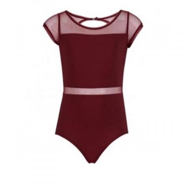 <span style='color: red;'>Predaj skončil</span> Capezio Cap Sleeve Leotard, detský baletný dres