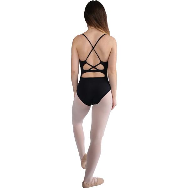 Capezio Strappy Back, baletný dres