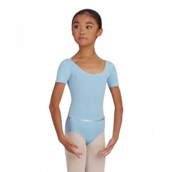 Capezio TC0054C detský dres s krátkym rukávom