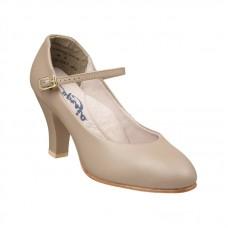 "Capezio Theatrical Footlight 3"", charakterové topánky"