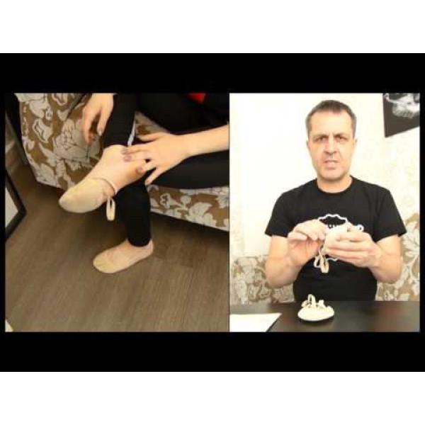 Bloch Vantage S0608L, obuv na súčasný tanec pre deti