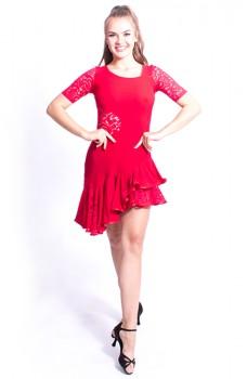 Dámske šaty na latino 216