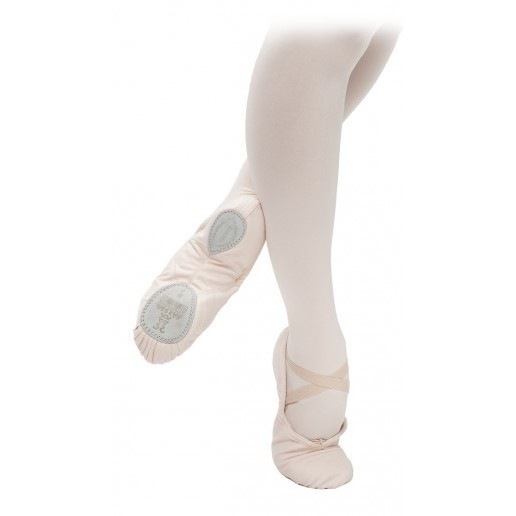 Sansha Silhouette 3C, baletné cvičky