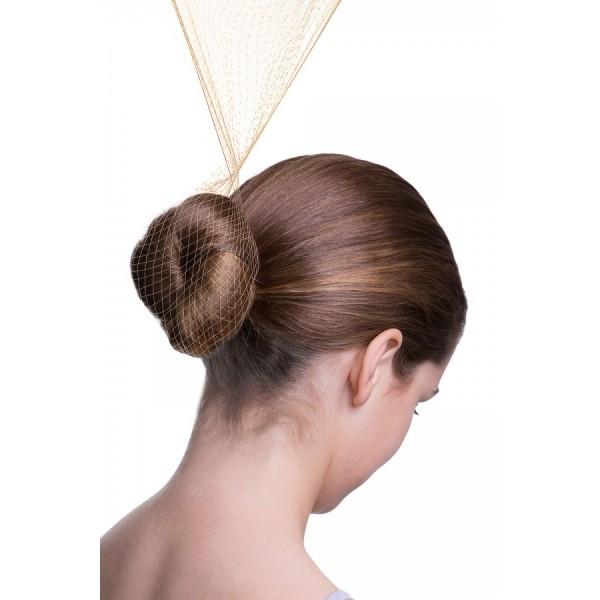 Bloch neviditeľné sieťky do vlasov