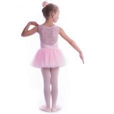 Bloch CL3145 Coralina, detský dres s tutu sukničkou