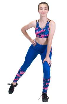 Bloch tropic fitness set
