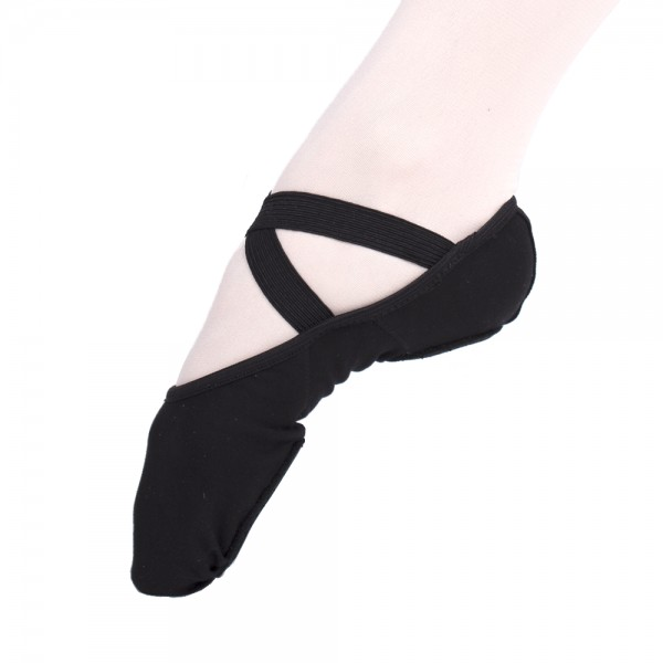 Capezio HANAMI, detské baletné cvičky
