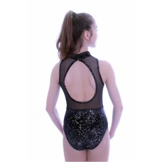 Capezio Damask High Neck, dámsky dres