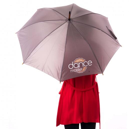 DanceMaster dáždnik so zahnutou rúčkou