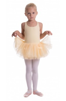 Bloch Clara CL7835, detský dres s tutu sukničkou