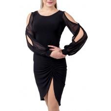 DanceMe BL530DR, top s dlhým rukávom