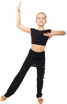 Tréningové nohavice pre dievčatá