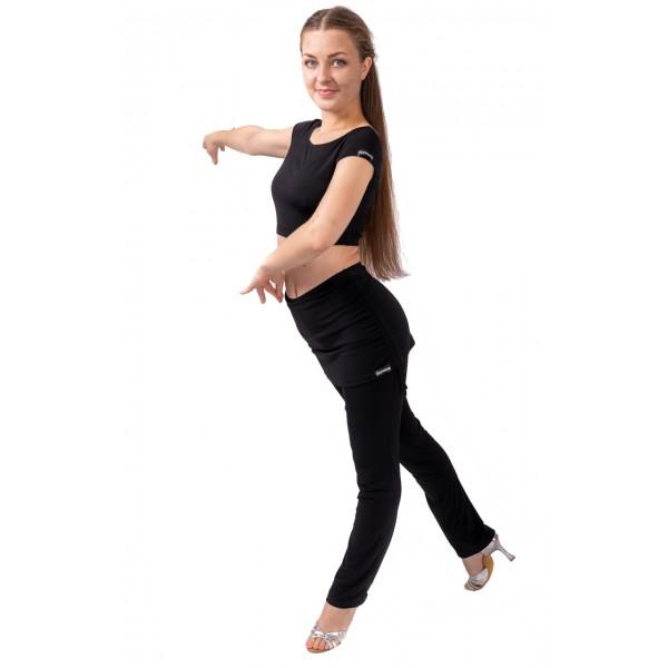 Dámske tréningové nohavice na latino