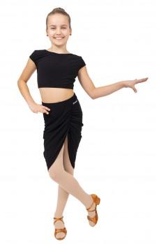 Practice, detská sukňa na latino